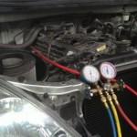 Dịch vụ nạp ga điều hòa ô tô bao nhiêu tiền?