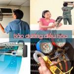 Bảo dưỡng máy điều hòa tại Thanh Xuân