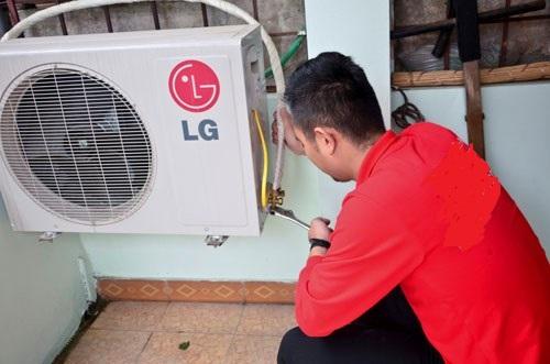 Hướng dẫn Cách bảo dưỡng điều hòa LG tại nhà