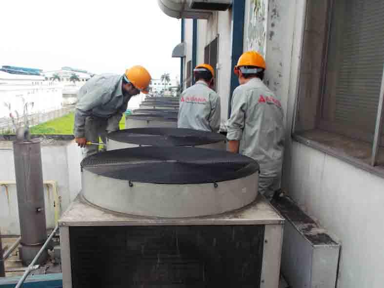 Địa chỉ sửa điều hòa công nghiệp uy tín nhất tại Hà Nội