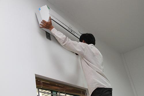 Hướng dẫn lắp đặt dàn nóng điều hòa nhiệt độ