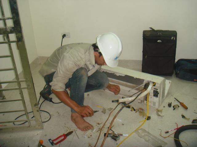 Dịch vụ sửa điều hòa tại Nguyễn Chí Thanh