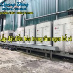 Lắp đặt điều hòa trung tâm ngon bổ rẻ tại Hà Nội