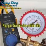 Nạp gas điều hòa bao nhiêu tiền | Bí quyết nạp ga điều hòa