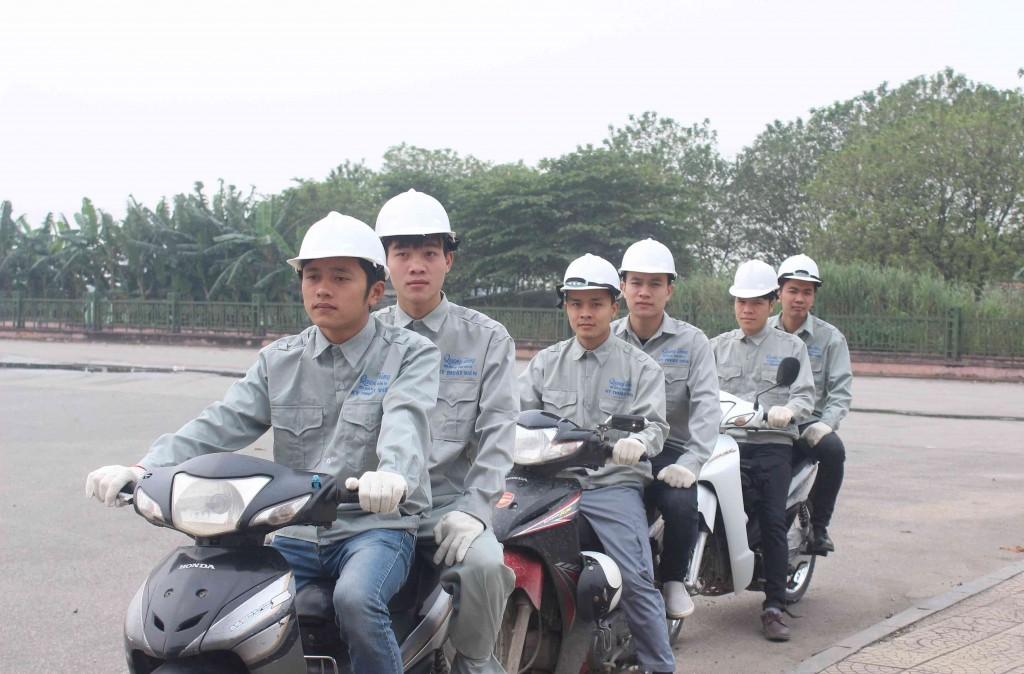 Thợ sửa điều hòa tại Định Công chuyên nghiệp