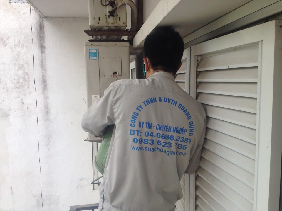 Sửa điều hòa tại Trần Duy Hưng giá rẻ uy tín nhất