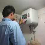 Sửa bình nóng lạnh bị chảy nước ngay tại nhà