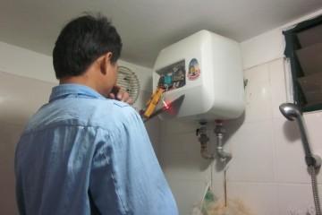 04 mẹo sửa bình nóng lạnh bị mất điện không lên nguồn