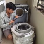 Cần làm gì khi máy giặt Toshiba báo lỗi E4?