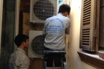 Sửa điều hòa tại quận Ba Đình