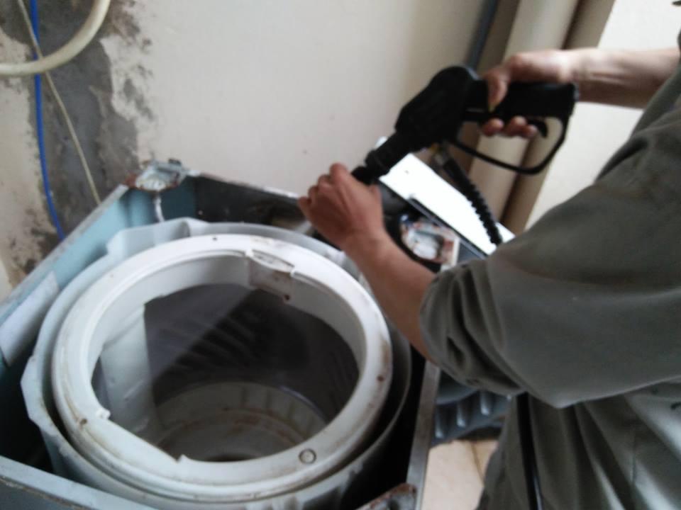 Dịch vụ sửa chữa và bảo dưỡng máy giặt tốt nhất tại quận 8