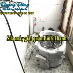 Sửa máy giặt quận Bình Thạnh uy tín | 100% không móc túi