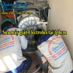 Sửa máy giặt Electrolux tại tphcm