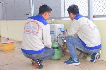 Nạp Ga Điều Hòa Tại Hà Nội – Bơm Gas Điều Hòa Chính Hãng