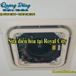 Sửa điều hòa tại Royal City