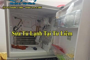 Sửa Tủ Lạnh Tại Từ Liêm