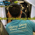 Quy trình vệ sinh bảo dưỡng máy giặt chuẩn nhất
