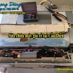 Sửa chữa máy giá rẻ tại Cầu Diễn