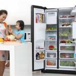 Sửa tủ lạnh side by side tại nhà Hà Nội