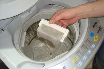 5 bước bảo dưỡng máy giặt Sanyo định kỳ