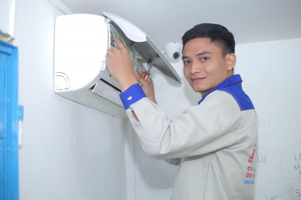 Dịch vụ bảo dưỡng máy điều hòa giá rẻ uy tín chất lượng