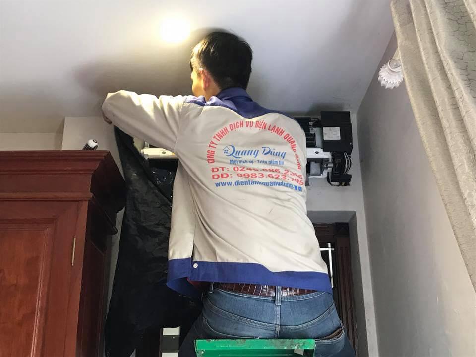 Dịch vụ bảo dưỡng máy điều hòa tại nhà tốt nhất Hà Nội