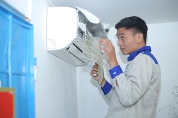 Quy trình dịch vụ bảo dưỡng điều hòa tại Mai Dịch của Quang Dũng