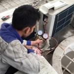 Sửa chữa bảo dưỡng máy điều hòa tại Trung Kính