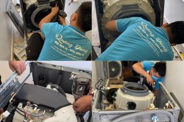 Sửa chữa máy giặt tại nhà Hà Nội