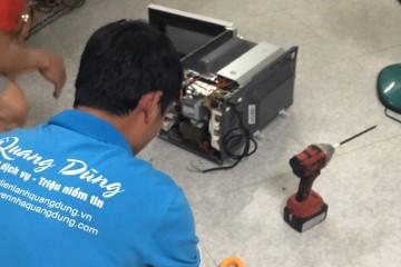 Sửa lò vi sóng tại nhà Hà Nội