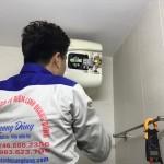 Sửa bình nóng lạnh tại Cầu Diễn