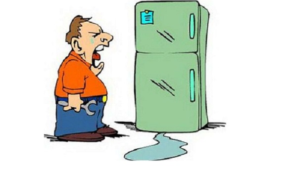 Nguyên nhân tủ lạnh bị chảy nước và cách khắc phục