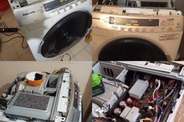 Sửa máy giặt nội địa nhật hà nội