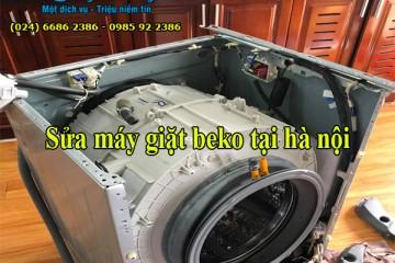 Sửa máy giặt beko tại hà nội